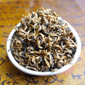 Чай Дянь Хун Цзинь Си Золотая Линия высший сорт купить с доставкой
