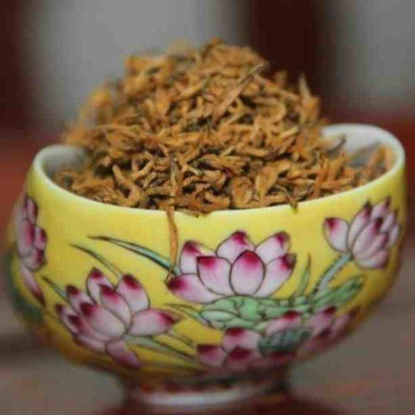 Цзинь Цзюнь Мей «Золотые брови» - высший сорт