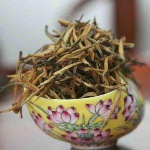Черный китайский чай Юньнань Dianhong 702200 1