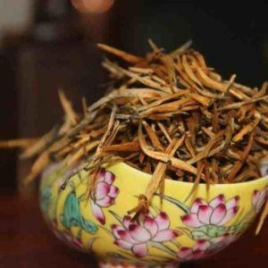 Черный китайский чай Юньнань Dianhong 702200 10