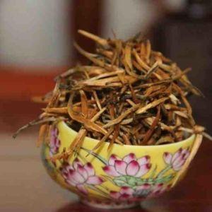 Черный китайский чай Юньнань Dianhong 702200 7