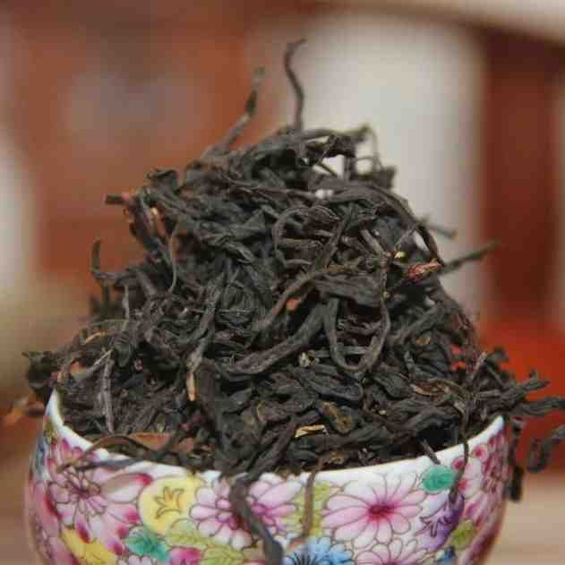 Черный чай Yingde №9 (дикий)
