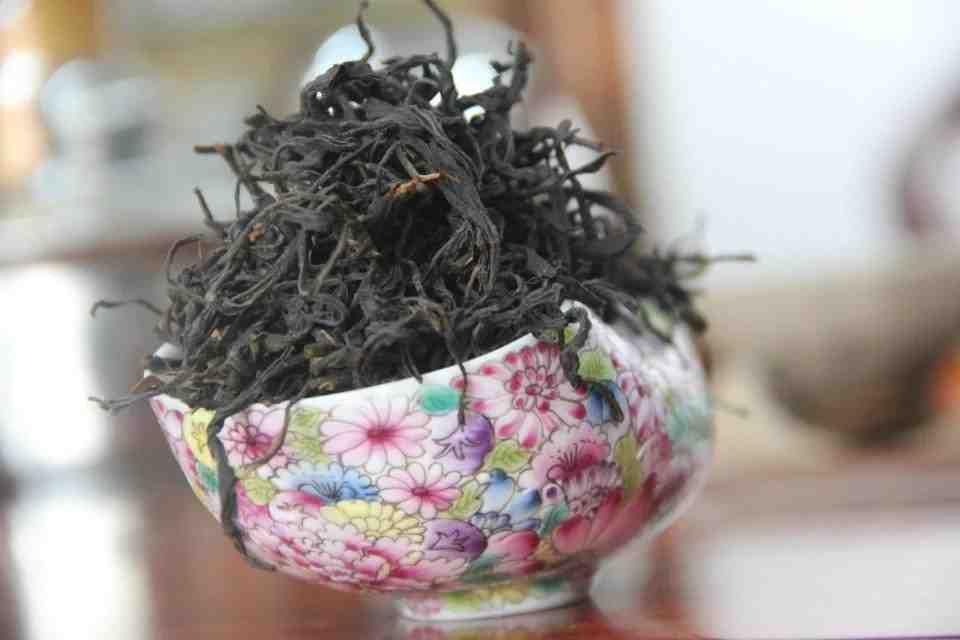 Китайский Дикий черный чай YINGDE 701900 6