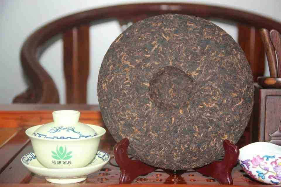 Китайский Шу пуэр чай JIU CHUN YI XIANG 700300 12