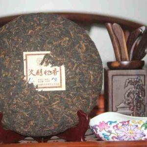 Китайский Шу пуэр чай JIU CHUN YI XIANG 700300 9