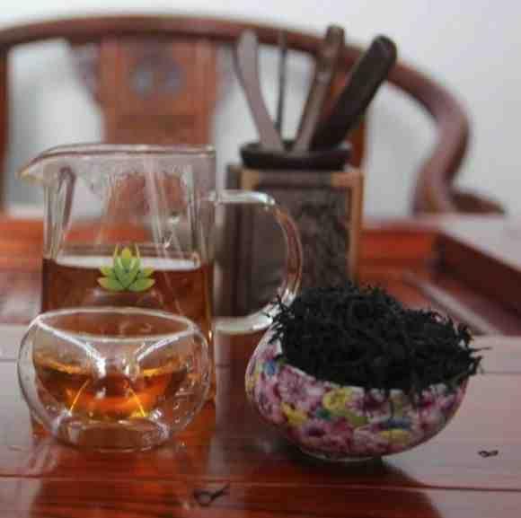 Чай Лапсанг Сушонг (Чжен Шань Сяо Чжун) - медовый вкус