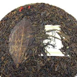 Китайский чай Дикий шэн Мэнку 701200 3