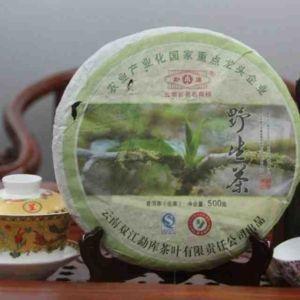 Китайский чай Дикий шэн Мэнку 701200 7
