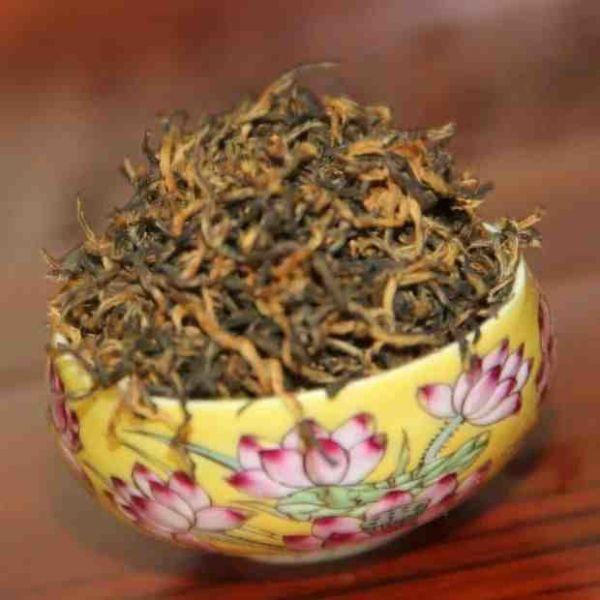 Цзинь Цзюнь Мей «Золотые брови» — первый сорт