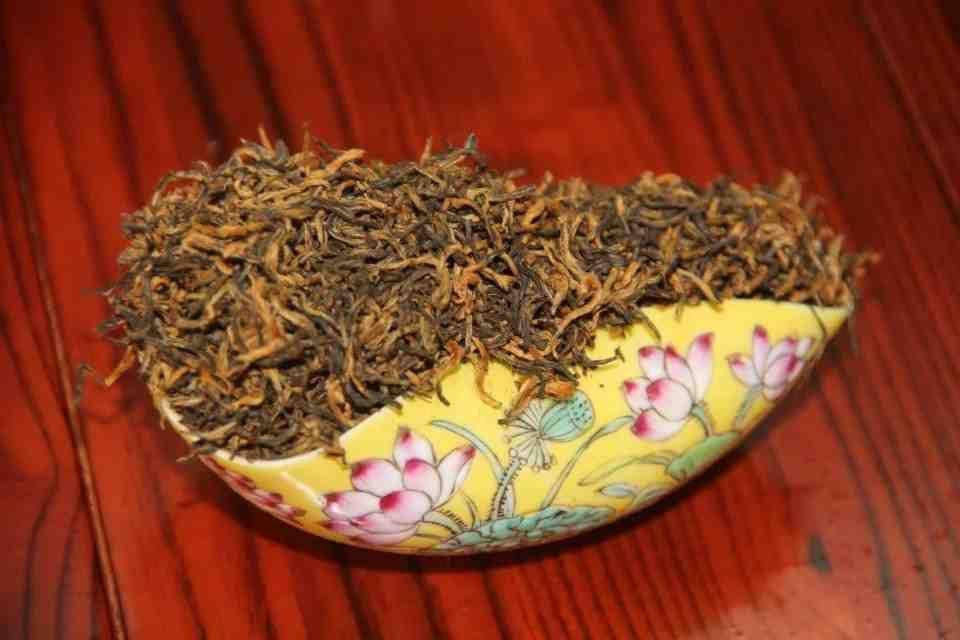 Китайский чай Первый сорт Цзинь Цзюнь Мей 703700 10