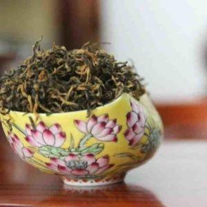 Китайский чай Первый сорт Цзинь Цзюнь Мей 703700 11