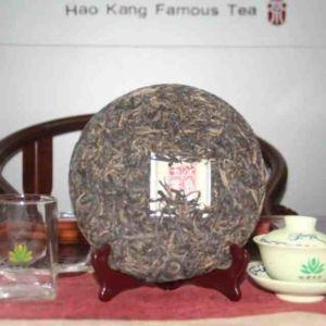 Китайский чай Пуэр Биндао Мэнку 701100 9