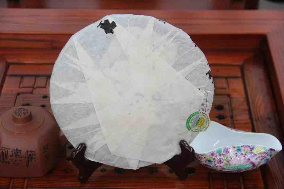 Китайский чай Шу Пуэр первое поколение Мэнку 700600 16