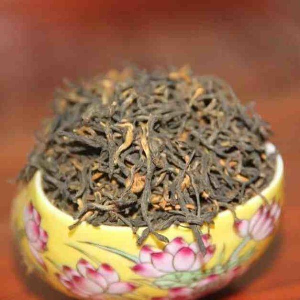 Цзинь Цзюнь Мей «Золотые брови» - второй сорт