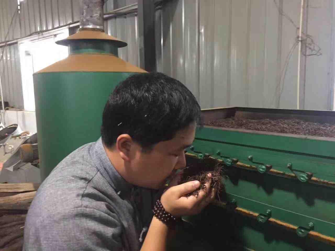 Китайский черный чай Цимэнь 703200 5