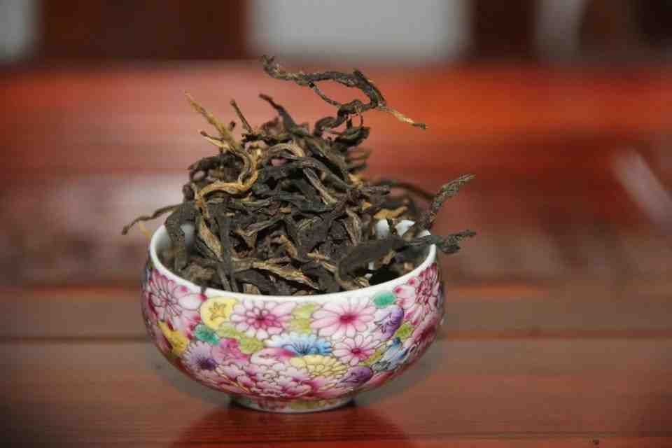 Китайский черный чай Цзин Май Юньнань 702900 11