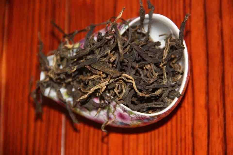 Китайский черный чай Цзин Май Юньнань 702900 5