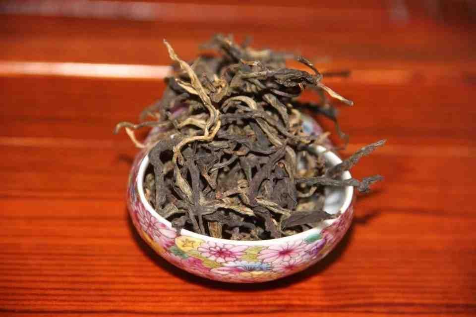 Китайский черный чай Цзин Май Юньнань 702900 8