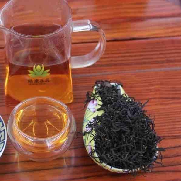 Улунский черный чай