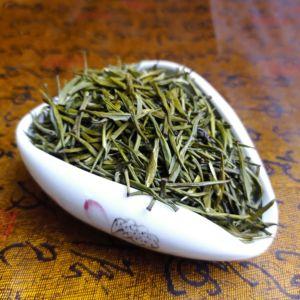 Желтый чай Цзюнь Шань Инь Чжэнь Серебряные Иглы с горы Цзюнь Шань купить с доставкой