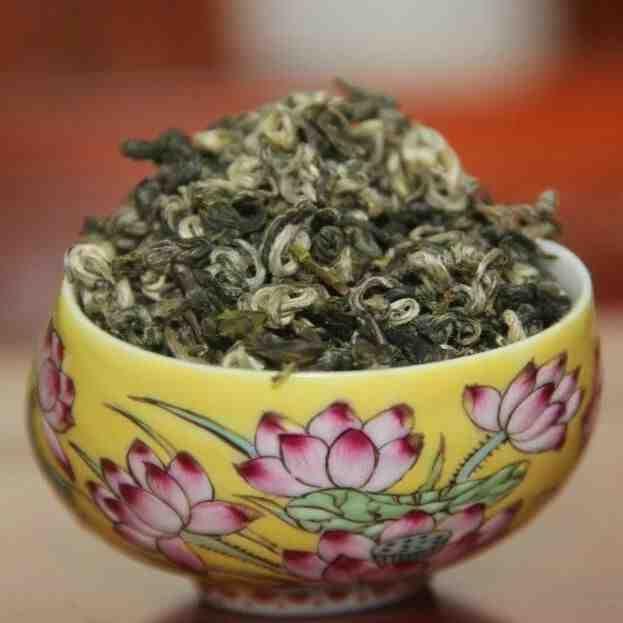 Зеленый чай Би Ло Чунь (Biluochun)
