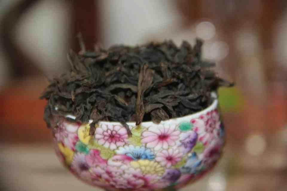 Китайский чай Первый сорт Да Хун Пао (Da Hong Pao) «Большой красный халат» — слабая обжарка 707200 10