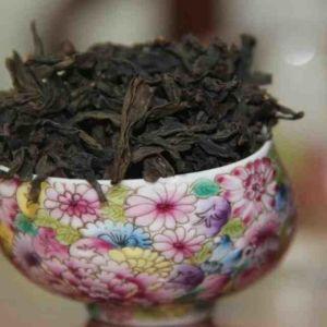 Китайский чай Первый сорт Да Хун Пао (Da Hong Pao) «Большой красный халат» — слабая обжарка 707200 12