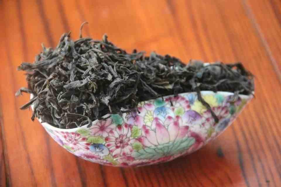 Китайский чай Первый сорт Да Хун Пао (Da Hong Pao) «Большой красный халат» — слабая обжарка 707200 15