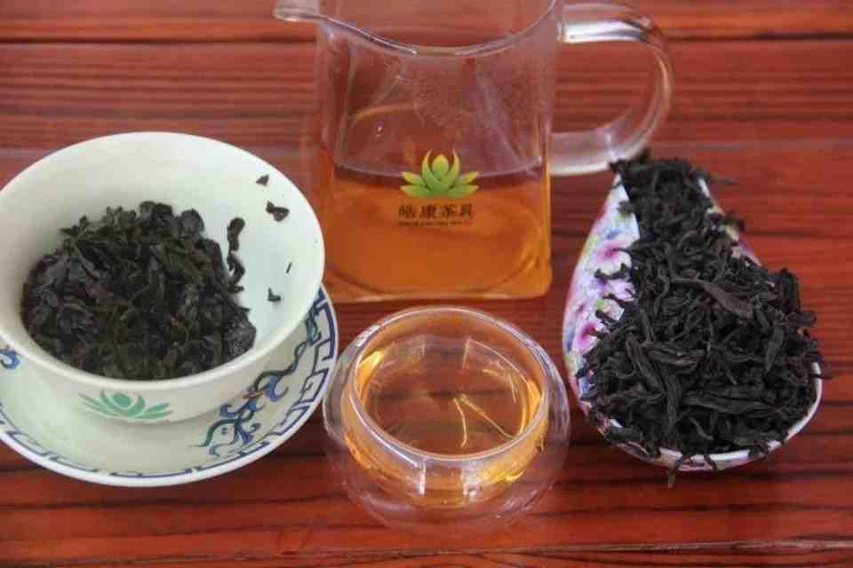Китайский чай Первый сорт Да Хун Пао (Da Hong Pao) «Большой красный халат» — слабая обжарка 707200 17