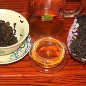 Китайский чай Первый сорт Да Хун Пао (Da Hong Pao) «Большой красный халат» — слабая обжарка 707200 6