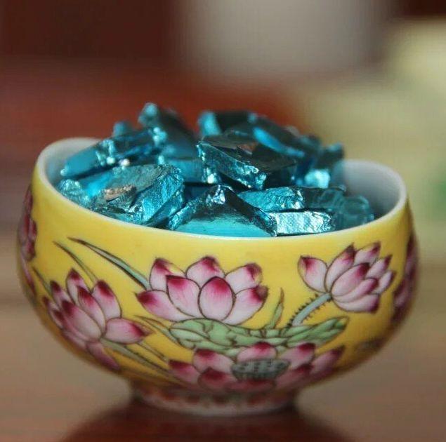 Смола шен пуэра (Ча Гао, Cha Gao) с ароматом жасмина - улучшенная