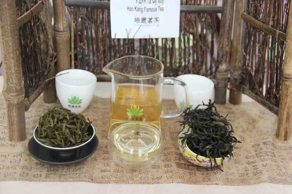 Китайский чай Та Ку Хоу (Ta Ku Hou) 706100 12