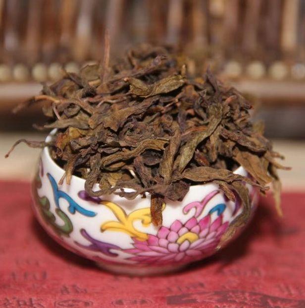 Улун Бай Цзи Гуань (Bai Ji Guan), Wu Yi Rock Tea