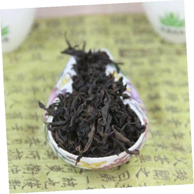 Улун Шуй Цзинь Гуй (Shui Jin Gui) «Водяная Золотая Черепаха», Wu Yi Rock Tea