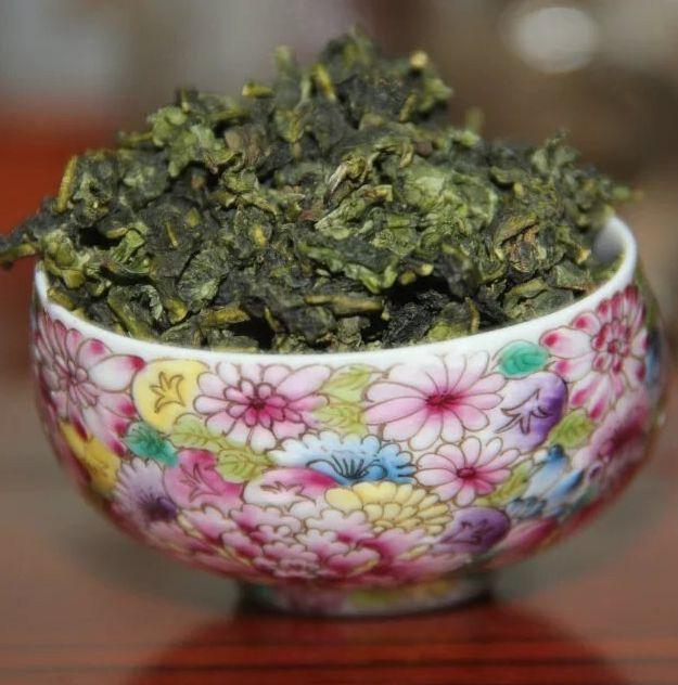 Улун Те Гуань Инь (Tie Guan Yin), Аньси – лучший сорт