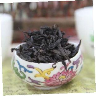 Улун Те Ло Хань (Tie Luo Han) «Железный Архат», Wu Yi Rock Tea