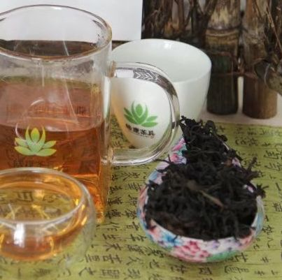 Улун Жоу Гуй (Rou Gui) «Корица», Wu Yi Rock Tea