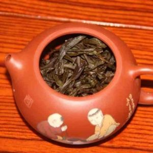 Китайский чай Высший сорт Да Хун Пао (Da Hong Pao) «Большой красный халат» — слабая обжарка 707300 14