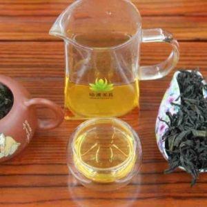 Китайский чай Высший сорт Да Хун Пао (Da Hong Pao) «Большой красный халат» — слабая обжарка 707300 3