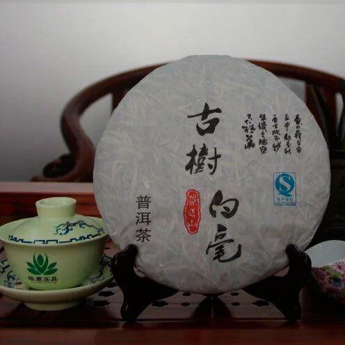 Пуэр Шен - Бай Хао Инь Чжень (Bai Hao Yin Zhen) -  высший сорт