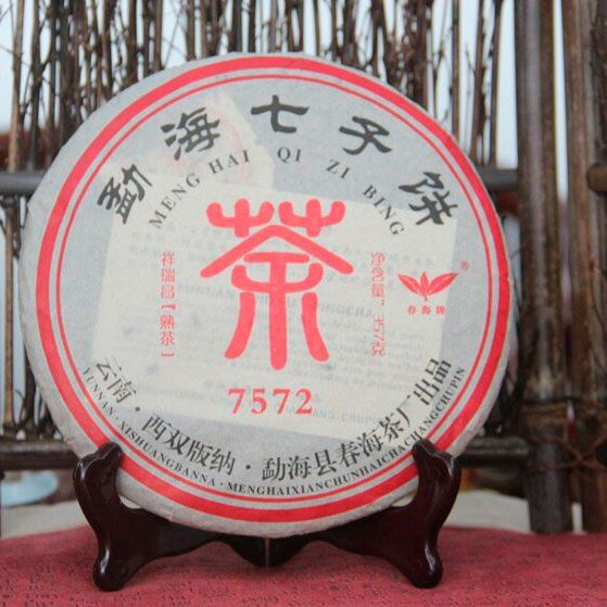 Пуэр шу Chun Hai «7572»