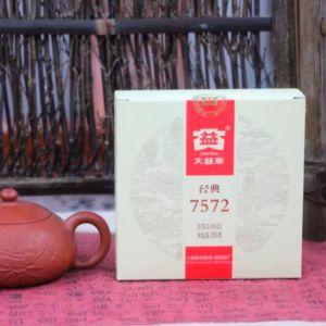 Шу пуэр от Мэнхай Да И - 7572 купить с доставкой