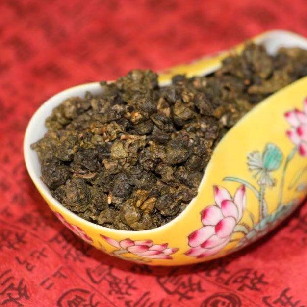 Тайваньский улун Цзинь Сюань – высший сорт