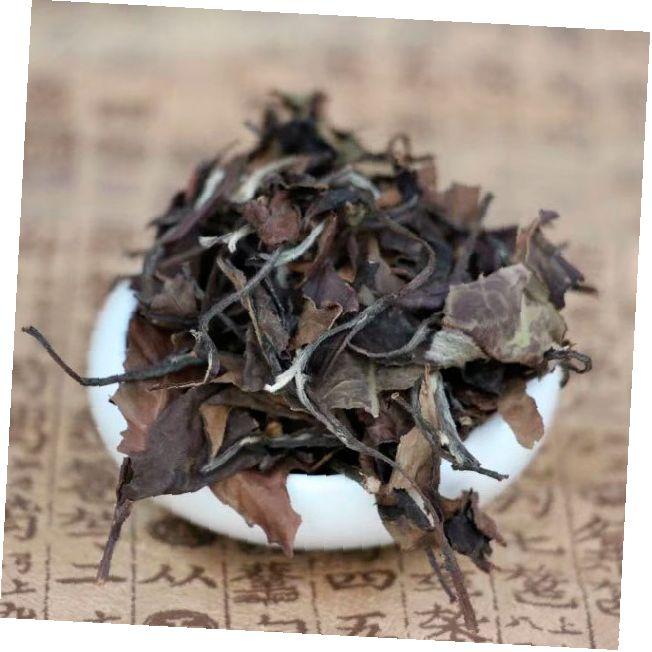 Белый чай Шоу Мэй (Shou Mei) - 2013 год