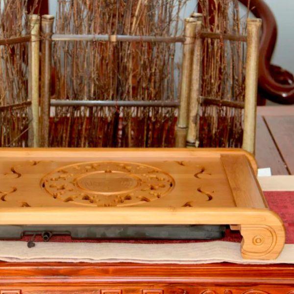 Благословение - чабань из бамбука для Гунфу Ча
