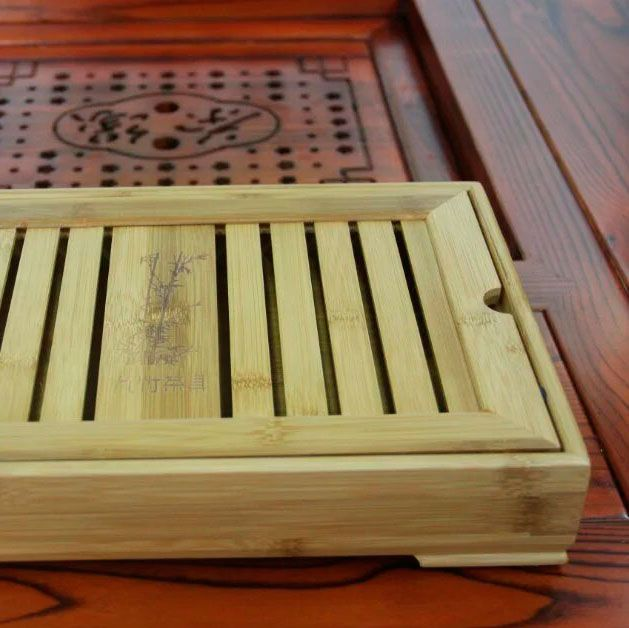 «Классика» - чабань из бамбука для Гунфу Ча