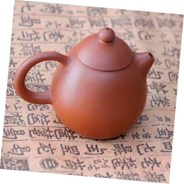 Long Dan - «Драконье яйцо» - мини-чайник из исинской глины 75 мл