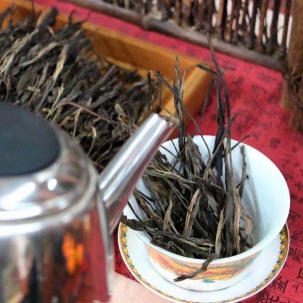 Шен пуэр Ba Ba Cha (чай Мао)