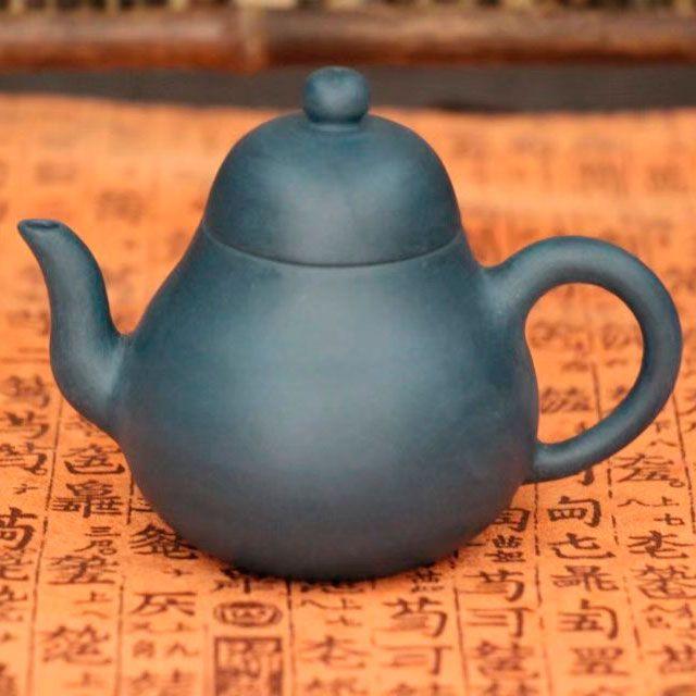 Si Ting - «Мысль» - мини-чайник из исинской глины 110 мл