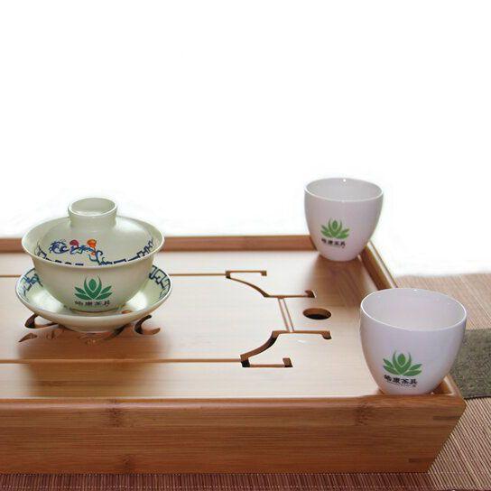 «Судьба»  - чабань из бамбука для Гунфу Ча